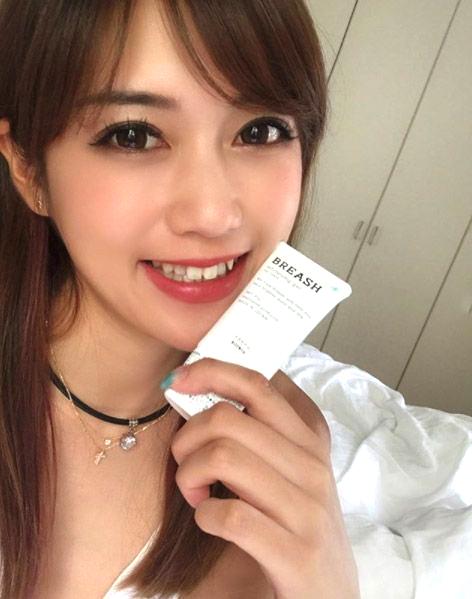 ブレッシュホワイトニング白い歯3